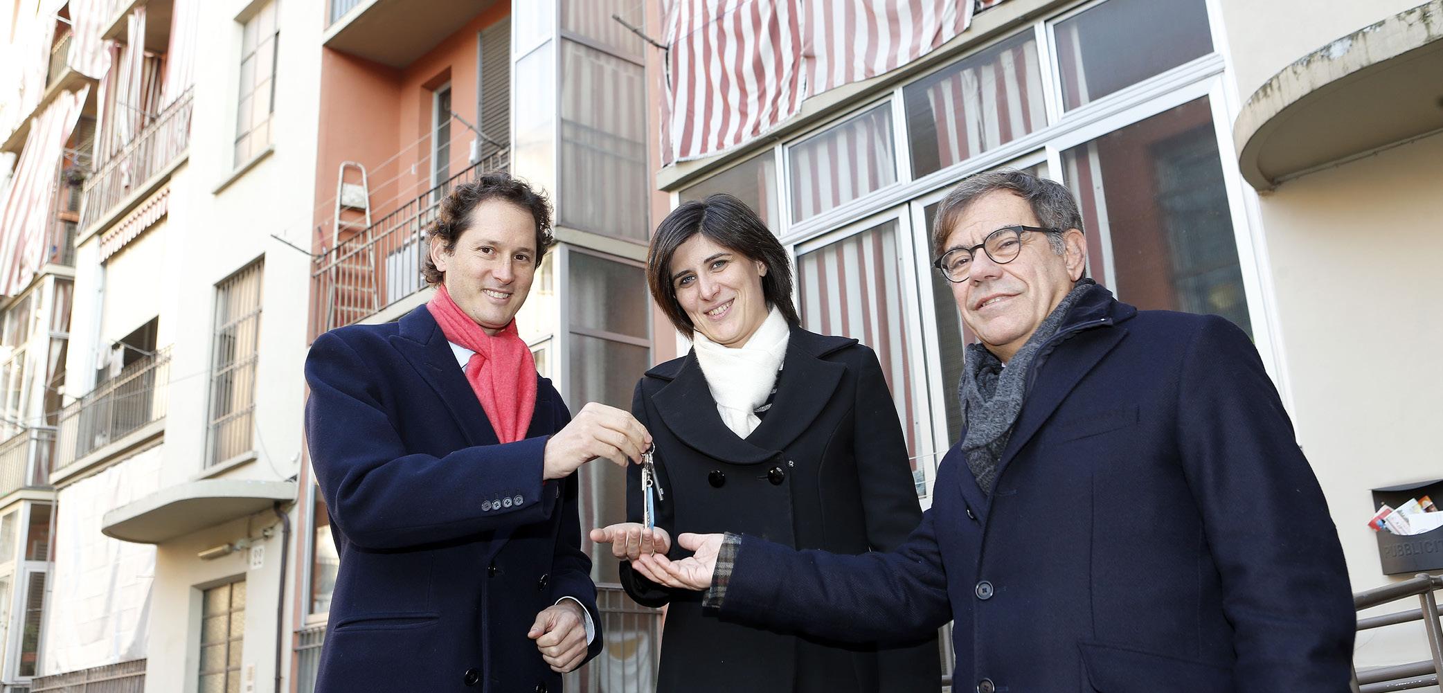 Accordo Fondazione Agnelli e ATC: pronto il primo appartamento