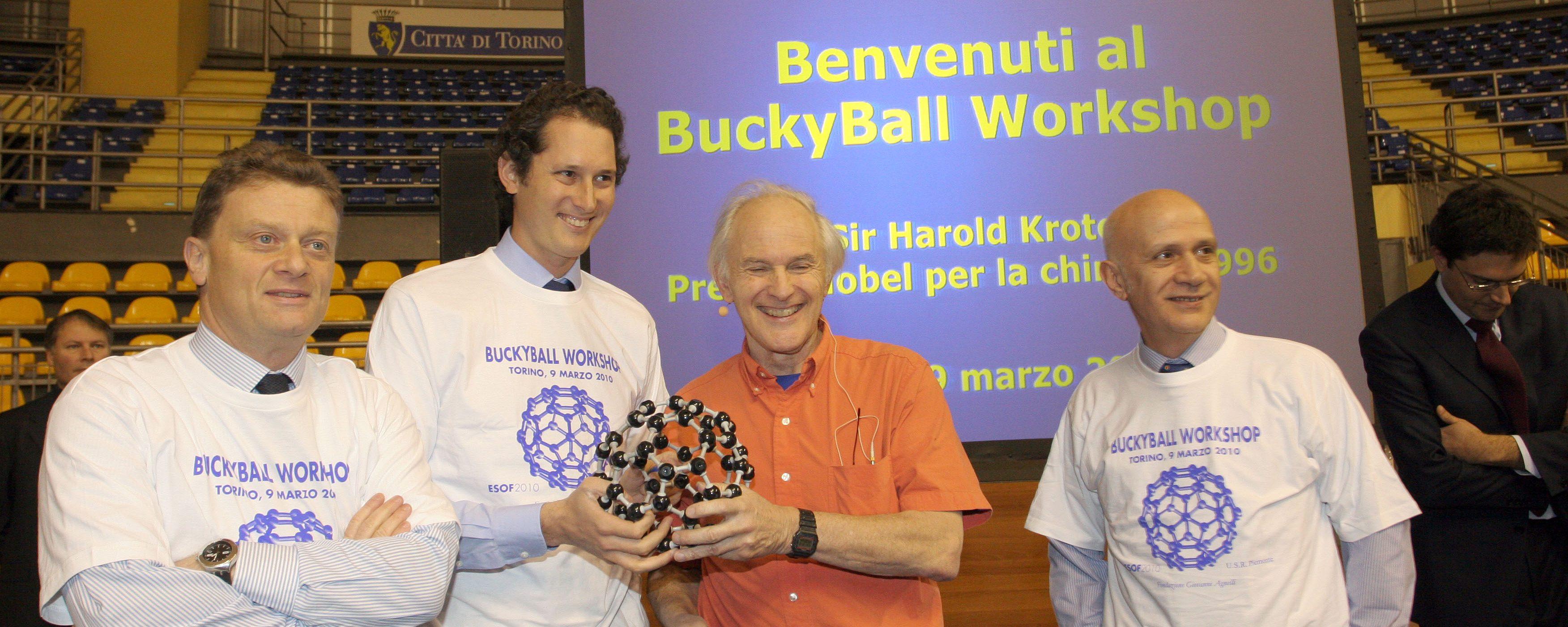 Buckyball Workshop. Le scuole del Piemonte giocano con la grande scienza