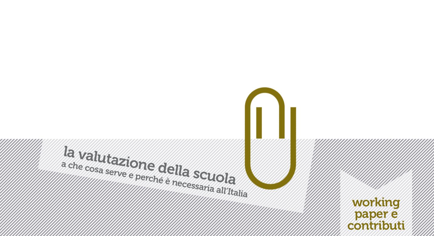 WP 52 – La pubblicità dei risultati della valutazione esterna dei livelli di apprendimento raggiunti dalle scuole, di A. Martini