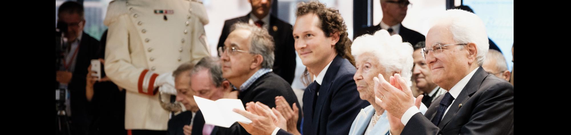 John Elkann nuovo presidente della Fondazione