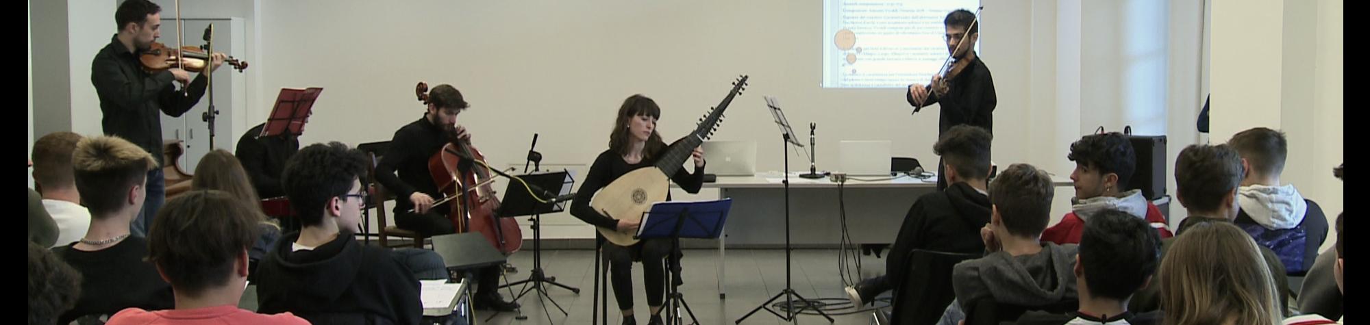 #notediclasse. Un progetto di educazione all'ascolto della musica classica all'IPS Albe Steiner di Torino